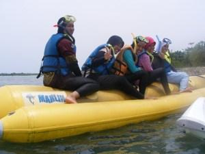 di banana boat